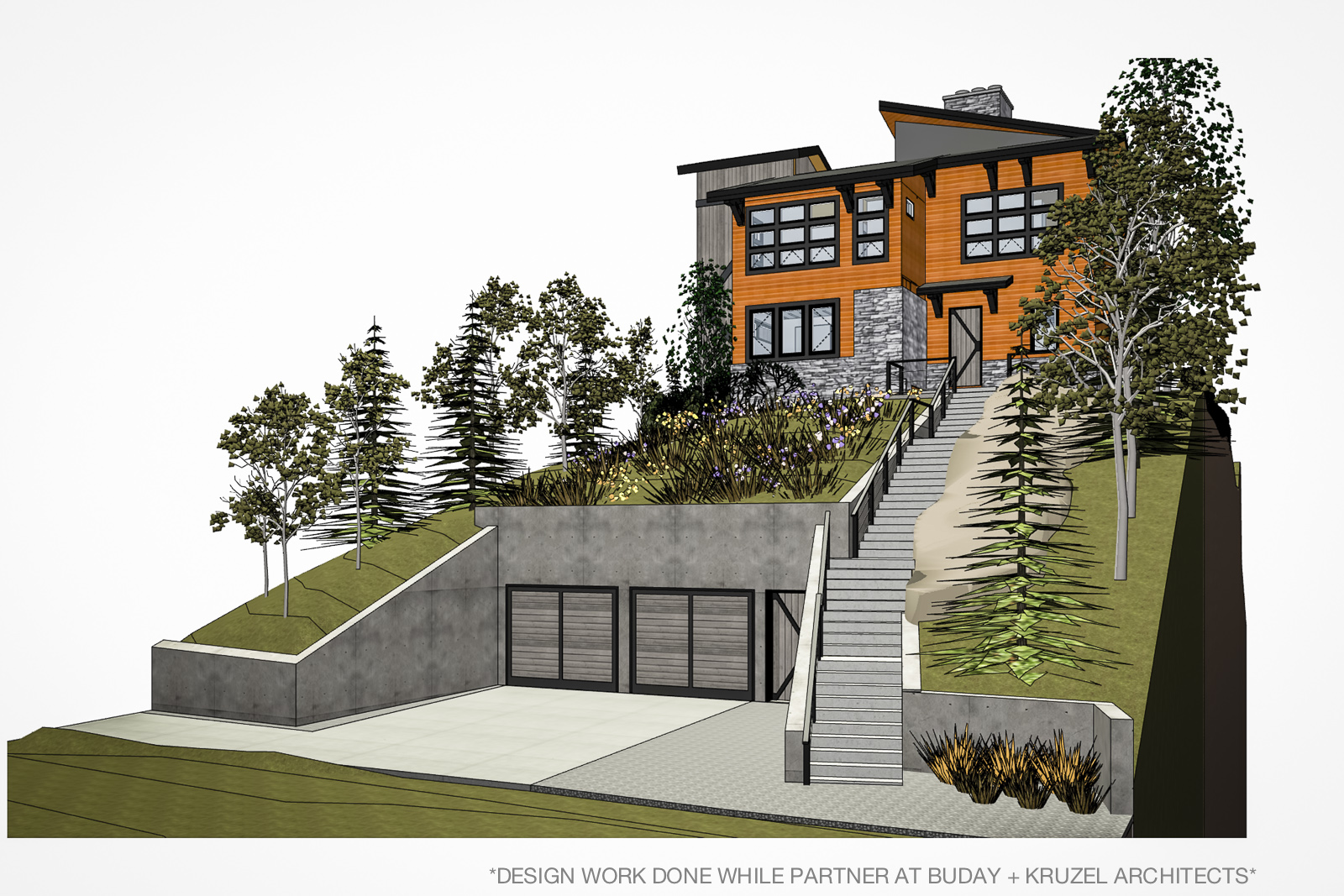 ColoradoMountainModernArchitect