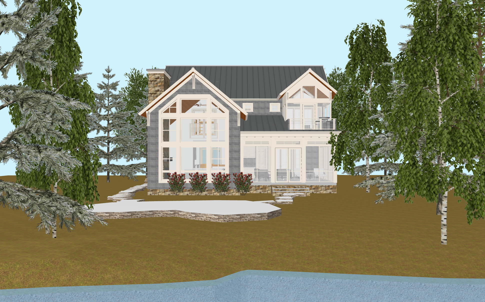 NorthernMichiganCottageArchitect